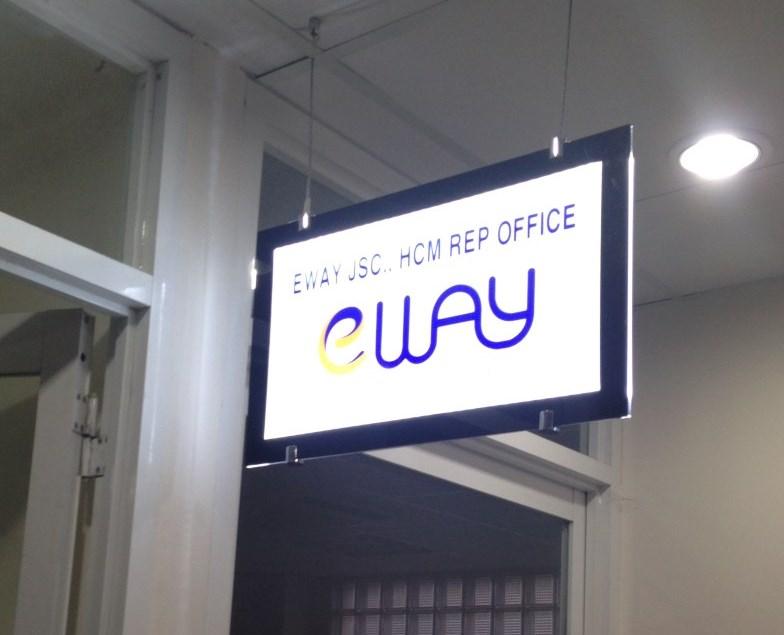 Eway khai trương văn phòng Sài Gòn